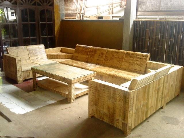 peluang usaha kerajinan bambu