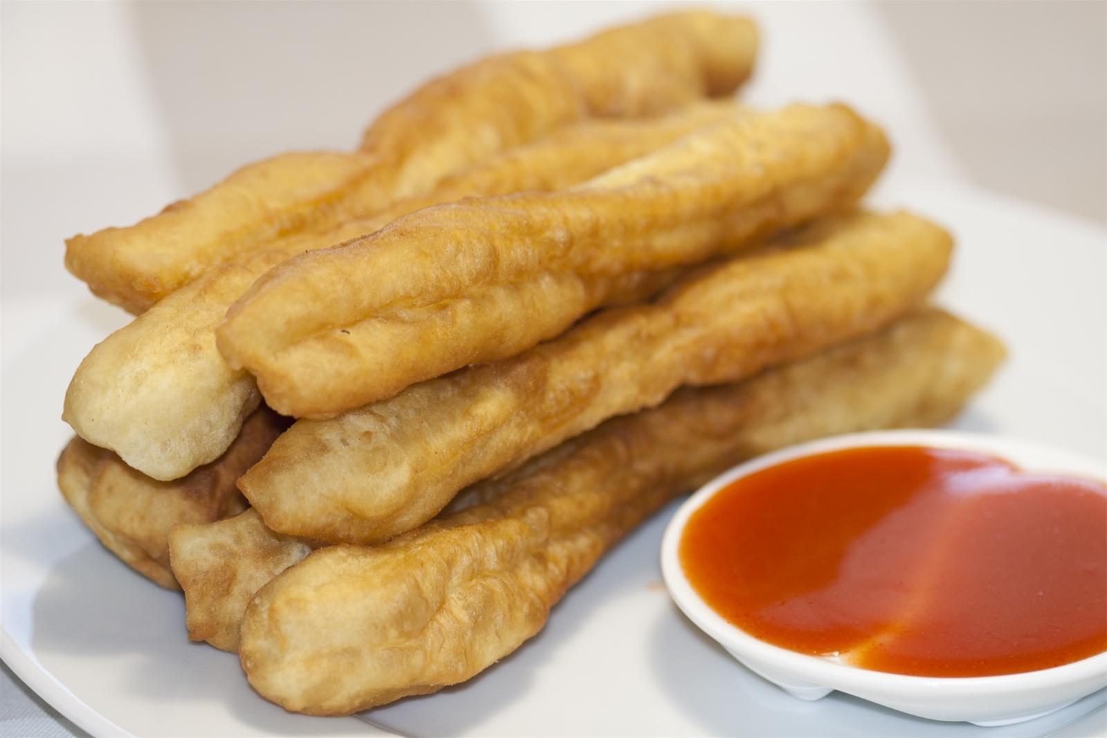Roti Goreng Cakwe