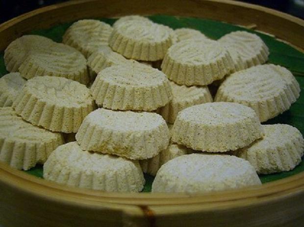 Kue Sagon Lembut Garing
