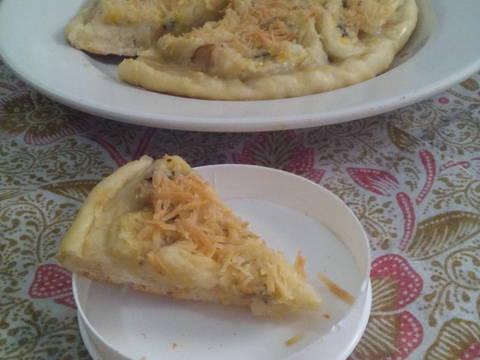 pizza pisang keju