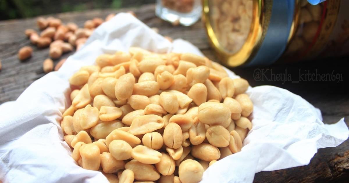 resep kacang bawang kriuk