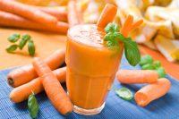 cara membuat jus wortel