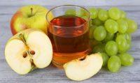 Cara Membuat Jus Anggur dan Apel