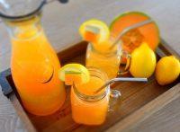 Cara Membuat Jus Melon dan Lemon