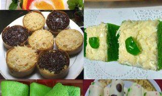 8 Resep Aneka Kue Basah Modern Praktis Sederhana Cara