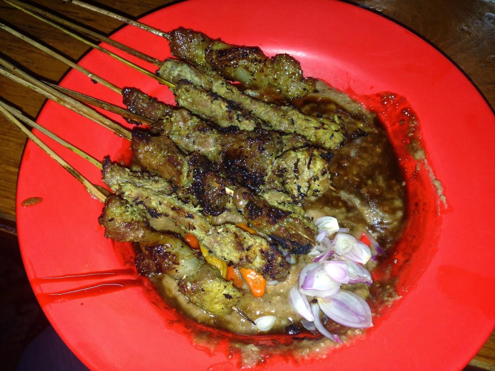 Sate Klopo Surabaya